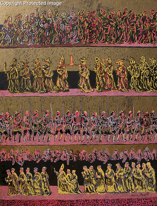 Arrival of the Pope in Avignon<br />
