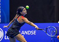 Rotterdam, Netherlands, December 17, 2017, Topsportcentrum, Ned. Loterij NK Tennis, Final woman's single:  Dinah Cameron (NED)<br /> Photo: Tennisimages/Henk Koster