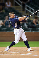 Peoria Javelinas Tyler O'Neill (11), of the Seattle Mariners organization, at bat during the Bowman Hitting Challenge on October 8, 2016 at the Salt River Fields at Talking Stick in Scottsdale, Arizona.  (Mike Janes/Four Seam Images)