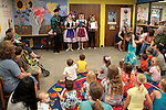 Dancers from the Giselle cast were special guests at Storytime at the Carson City Library on Wednesday, July 25, 2012. .Photo by Cathleen Allison