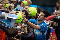 NOVAK DJOKOVIC v TOMAS BERDYCH - ATP World Tour - 19.11.2015
