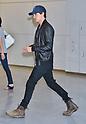 Tom Holland arrives at Narita airport in Japan