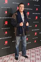 "Maximo Valverde attend the Premiere of the movie ""Musaranas"" in Madrid, Spain. December 17, 2014. (ALTERPHOTOS/Carlos Dafonte) /NortePhoto /NortePhoto.com"