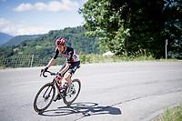 Tim Wellens (BEL/Lotto-Soudal)<br /> <br /> 73rd Critérium du Dauphiné 2021 (2.UWT)<br /> Stage 8 (Final) from La Léchère-Les-Bains to Les Gets (147km)<br /> <br /> ©kramon