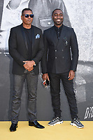 "Andy Cole<br /> arriving for the premiere of ""Yardie"" at the BFI South Bank, London<br /> <br /> ©Ash Knotek  D3422  21/08/2018"