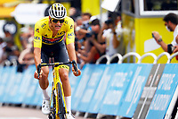 2nd July 2021; Le Creusot, France; VAN DER POEL Mathieu (NED) of ALPECIN-FENIX during stage 7 of the 108th edition of the 2021 Tour de France cycling race, a stage of 248,1 kms between Vierzon and Le Creusot