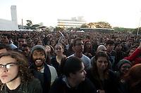 SÃO PAULO, SP, 12.06.2016 - FESTIVAL-SP - A banda inglesa Kaiser Chiefs se apresenta na 20º edição do Festival de música Cultura Inglesa, no Memorial da América Latina, na Barra Funda, nesse domingo 12. (Foto: Gabriel Soares/Brazil Photo Press/Folhapress)