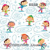 Sarah, GIFT WRAPS, GESCHENKPAPIER, PAPEL DE REGALO, Christmas Santa, Snowman, Weihnachtsmänner, Schneemänner, Papá Noel, muñecos de nieve, paintings+++++XKIDS-07-A-2,USSB341,#GP#,#X#