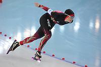 OLYMPICS: SOCHI: Adler Arena, 09-02-2014, 3000 m Ladies, Claudia Pechstein (GER), ©foto Martin de Jong