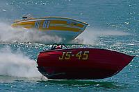 """JS-45, JS-61 """"Skiff Tastic""""        (Jersey Speed Skiff(s)"""