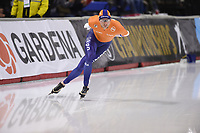 SPEEDSKATING: CALGARY: Olympic Oval, 02-03-2019, ISU World Allround Speed Skating Championships, 5000m Men, Sven Kramer (NED), ©Fotopersburo Martin de Jong