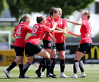 181111 National Women's League Football - Canterbury v Central