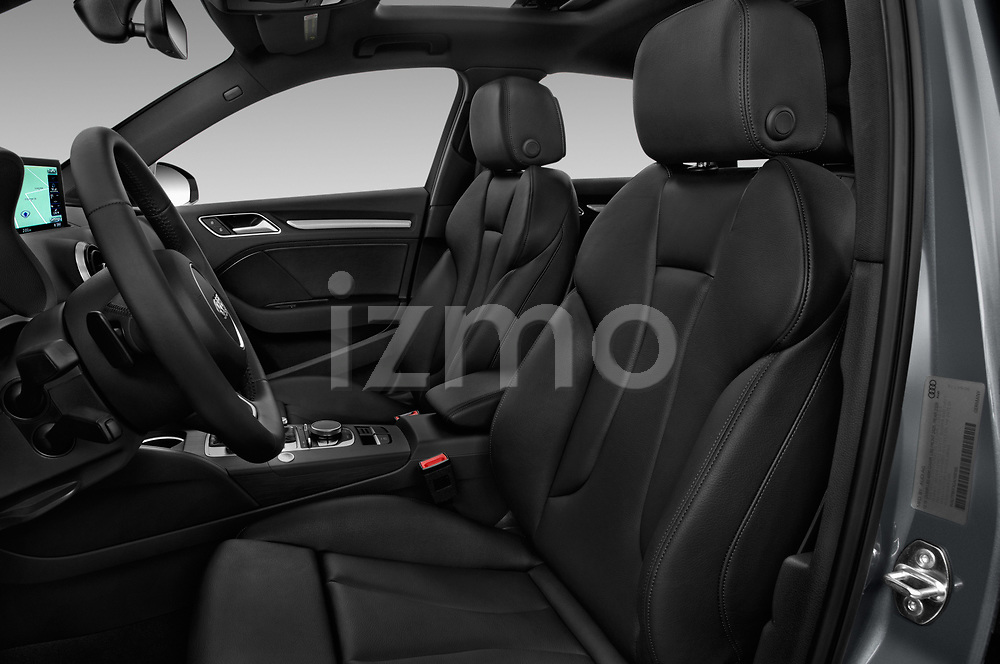Front seat view of 2016 Audi A3  Sportback e tron 1.4T S tronic Premium Plus  5 Door Hatchback front seat car photos