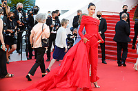 """CANNES, FRANCE - JULY 14: Marta Lozano at the """"A Felesegam Tortenete/The Story Of My Wife"""" screening during the 74th annual Cannes Film Festival on July 14, 2021 in Cannes, France.<br /> CAP/GOL<br /> ©GOL/Capital Pictures"""