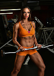 Anastasia- gym shoot Edits