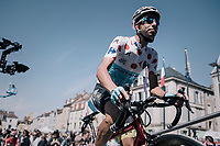 Fabio Aru (ITA/Astana) up the sign-on podium<br /> <br /> 104th Tour de France 2017<br /> Stage 6 - Vesoul › Troyes (216km)
