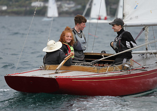 The 1933-vintage Dragon Gypsy has provided both racing and sail training services to many generations in Glandore