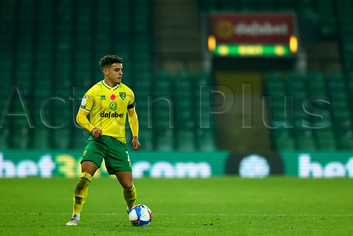 7th November 2020; Carrow Road, Norwich, Norfolk, England, English Football League Championship Football, Norwich versus Swansea City; Max Aaron of Norwich City