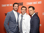 'Straight White Men' - Opening Night After Party
