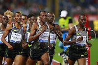 Elijah Motonei Manangoi KEN Winner 1500m Men  <br /> Roma 02-06-2016 Stadio Olimpico.<br /> IAAF Diamond League 2016<br /> Atletica Legera <br /> Golden Gala Meeting - Track and Field Athletics Meeting<br /> Foto Cesare Purini / Insidefoto