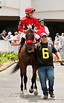 June 26,, 2021: #6 Letruska and jockey Jose Ortiz in the Fluer De Lis  at Churchill Downs.  Louisville, KY on June 26, 2021.  Candice Chavez/ESW/CSM