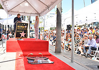 LOS ANGELES, CA. August 29, 2019: Jesse Plemons & Kirsten Dunst at the Hollywood Walk of Fame Star Ceremony honoring Kirsten Dunst.<br /> Pictures: Paul Smith/Featureflash
