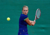 12-08-13, Netherlands, Raalte,  TV Ramele, Tennis, NRTK 2013, National RankingTennis Championships 2013, Mandy Wagemaker  <br />