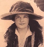 Pictured: Margaret Mackworth or Margaret Haig Thomas, 2nd Viscountess Rhondda<br /> Re: Welsh National Opera is creating a new musical hall-style all female piece for the summer called Rhondda Rips It Up. It's about the life of suffragette Lady Rhondda with songs inspired by suffragette slogans. Opera opening next month in Newport, south Wales, where Lady Rhondda blew up a postbox with a home-made bomb and went to jail for.