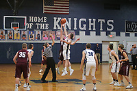 JV Boys Basketball 1/15/19