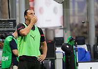Milano 12-09-2021<br /> Stadio Giuseppe Meazza<br /> Campionato Serie A Tim 2021/22<br /> Milan - Lazio<br /> nella foto: Zlatan Ibrahimovic  Striker Ac Milan                         <br /> foto Antonio Saia -Kines Milano