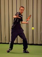 17-11-10, Tennis, Rotterdam, Ahoy, Persconferentie ABNAMROWTT, Toernooi directeur Richard Krajicek meldt het deelnemersveld