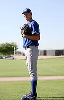 Keaton Hayenga / Kansas City Royals 2008 Instructional League..Photo by:  Bill Mitchell/Four Seam Images