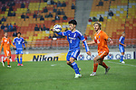 Suwon Samsung vs Brisbane Roar during the 2015 AFC Champions League Group G match on April 08, 2015 at the Suwon World Cup Stadium in Suwon, Korea Republic. Photo by Takefumi Tsutsui / World Sport Group