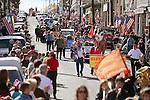Virginia City Veteran's Day parade 2013