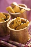"""Asie/Inde/Maharashtra/Bombay: Kulfi à la mangue - Recette du """"Taj Mahal Bombay"""""""