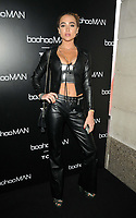 Georgia Harrison at the boohooMan Love Island Party, boohoo, Great Portland Street, on Thursday 07th October 2021, in London, England, UK. <br /> CAP/CAN<br /> ©CAN/Capital Pictures