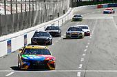 2017 Monster Energy NASCAR Cup Series<br /> STP 500<br /> Martinsville Speedway, Martinsville, VA USA<br /> Sunday 2 April 2017<br /> Kyle Busch, M&M's Toyota Camry<br /> World Copyright: Scott R LePage/LAT Images<br /> ref: Digital Image lepage-170402-mv-5154