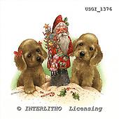 GIORDANO, CHRISTMAS ANIMALS, WEIHNACHTEN TIERE, NAVIDAD ANIMALES, paintings+++++,USGI1376,#XA#