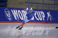 SPEEDSKATING: Calgary, The Olympic Oval, 08-02-2020, ISU World Cup Speed Skating, 1000m Men Division B, Ruslan Murashov (RUS), ©foto Martin de Jong