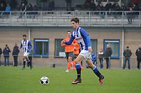 VOETBAL: HEERENVEEN: 09-11-2016, Sportpark Skoaterwâld, SC Heerenveen - FC Volendam, ©foto Martin de Jong