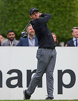 Rory McIlroy during the BMW PGA PRO-AM GOLF at Wentworth Drive, Virginia Water, England on 23 May 2018. Photo by Andy Rowland.