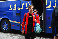 Gothenburg, Sweden - Thursday June 08, 2017: Meghan Klingenberg prior to an international friendly match between the women's national teams of Sweden (SWE) and the United States (USA) at Gamla Ullevi Stadium.