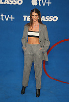 WEST HOLLYWOOD, CA - JULY 15: Charlbi Dean, at Apple TV+ Ted Lasso Season 2 Premiere at The Rooftop at The Pacific Design Center in West Hollywood, California on July 15, 2021. <br /> CAP/MPIFS<br /> ©MPIFS/Capital Pictures