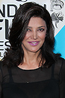 """HOLLYWOOD, LOS ANGELES, CA, USA - APRIL 08: Shohreh Aghdashloo at the Indian Film Festival Of Los Angeles 2014 - Opening Night Screening Of """"Sold"""" held at ArcLight Cinemas on April 8, 2014 in Hollywood, Los Angeles, California, United States. (Photo by Xavier Collin/Celebrity Monitor)"""