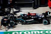 24th September 2021; Sochi, Russia; F1 Grand Prix of Russia free practise sessions;  44 Lewis Hamilton GBR, Mercedes-AMG Petronas F1 Team, F1 Grand Prix of Russia at Sochi Autodrom