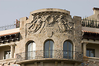 Spanien, Barcelona, Haus Passeig de Gracia 33