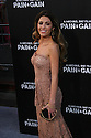 """Yolanthe .  Celebrities gathered at The TCL Chinese Theatre in Hollywood to attend the Los Angeles premiere of Paramount Picture's  PAIN & GAIN on April 22, 2013.<br /> Cast members and filmmakers attending include: Mark Wahlberg (Daniel Lugo), Dwayne Johnson (Paul Doyle), Michael Bay (Director), Anthony Mackie (Adrian Doorbal), Rebel Wilson (Robin Peck), Ed Harris (Ed Du Bois), Tony Shalhoub (Victor Kershaw), Rob Corddry (John Mese), Ken Jeong (Jonny Wu), Bar Paly (Sorina Luminita), Christopher Markus (Screenwriter), Stephen McFeely (Screenwriter), Donald DeLine (Producer)<br /> ABOUT PAIN & GAIN: <br /> From acclaimed director Michael Bay comes """"Pain & Gain,"""" a new action comedy starring Mark Wahlberg, Dwayne Johnson and Anthony Mackie. Based on the unbelievable true story of a group of personal trainers in 1990s Miami who, in pursuit of the American Dream, get caught up in a criminal enterprise that goes horribly wrong. Release Date:  April 26, 2013. Photo by Hilda Lazarte/ Unimedia/ DyD Fotografos"""