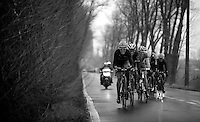 3 Days of West-Flanders, .day 3: Nieuwpoort-Ichtegem.'waaier' - a shredded peloton