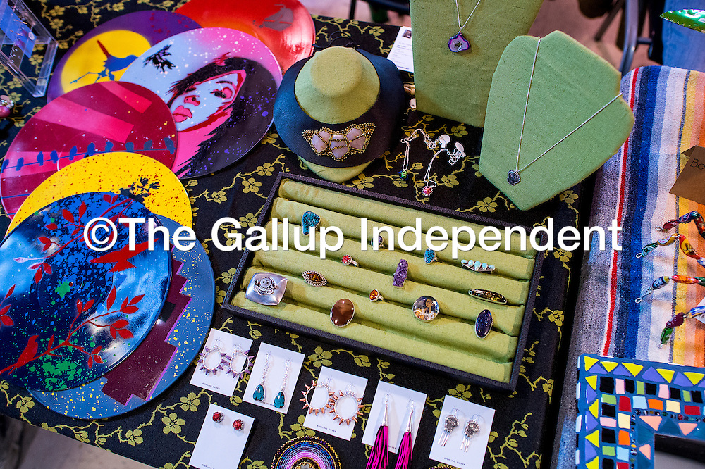Recycled Arts Crafts Show Gallup Independent