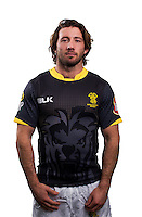 Jonny Bentley. Wellington Lions ITM Cup official headshots at Rugby League Park, Wellington, New Zealand on Thursday, 30 July2015. Photo: Dave Lintott / lintottphoto.co.nz